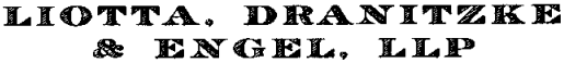 Liotta, Dranitzke, and Engel LLP logo